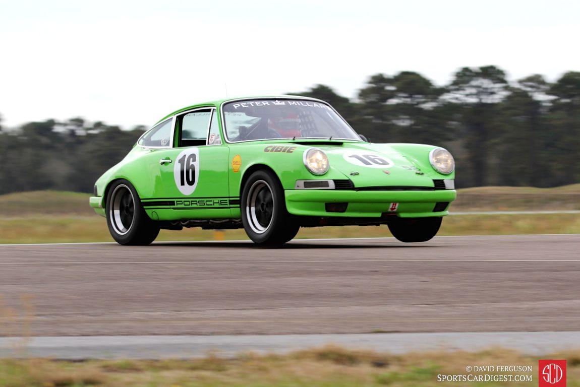 The 1972 Porsche 911 S/T of Davis Jones