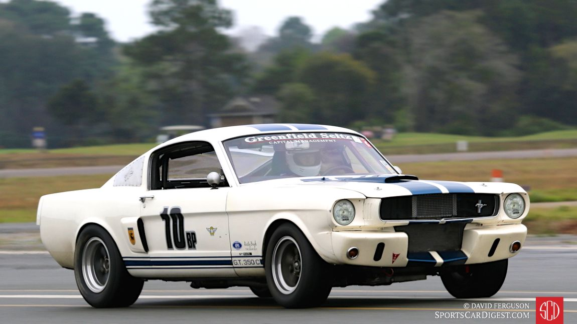 Stephen Seitz's 1965 Ford Mustang