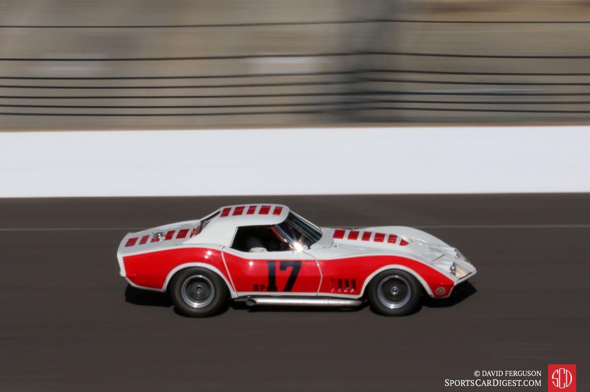 Mark Rife, 69 Corvette