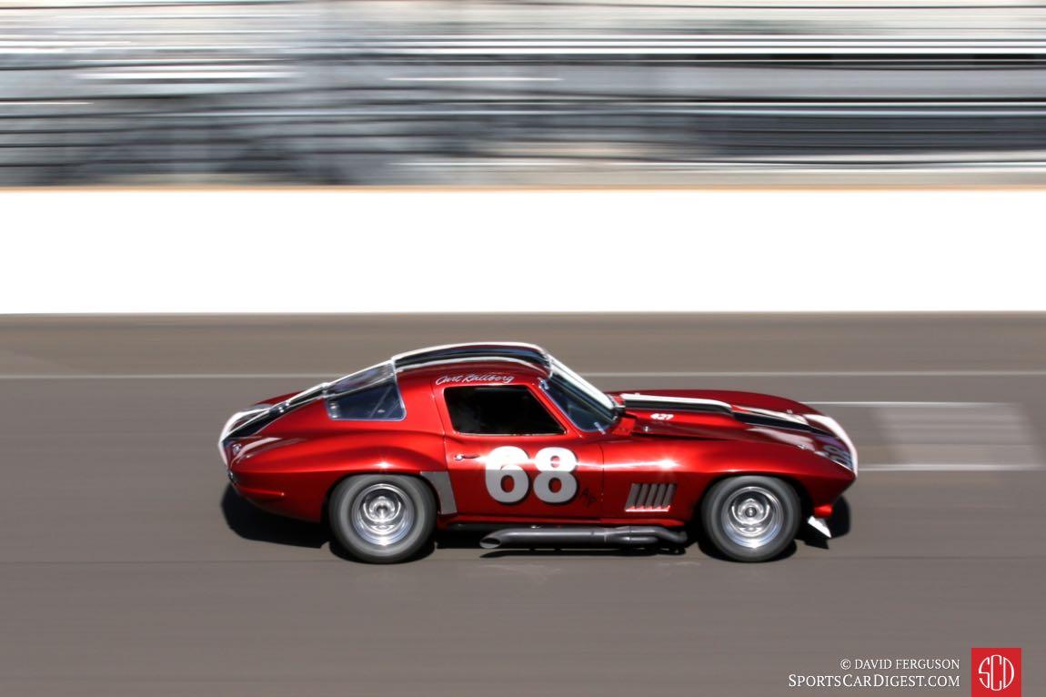Curt Kallberg, 67 Corvette