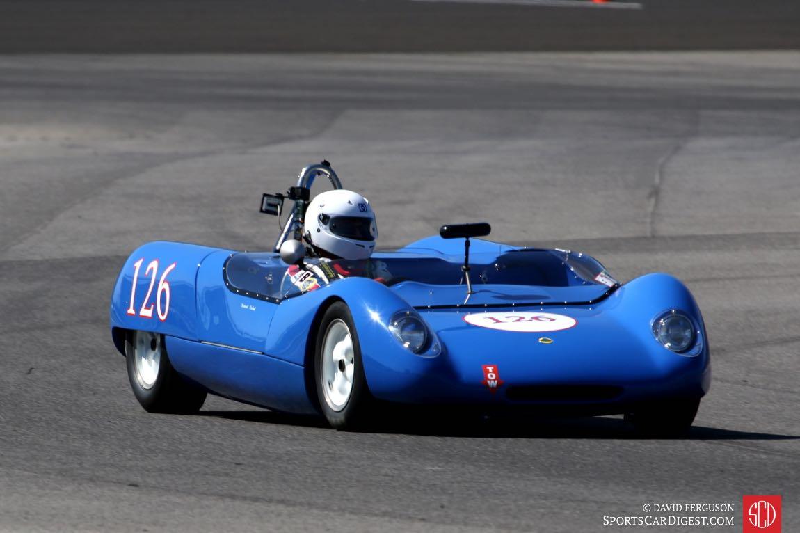 Michael Kaleel, 64 Lotus 23B