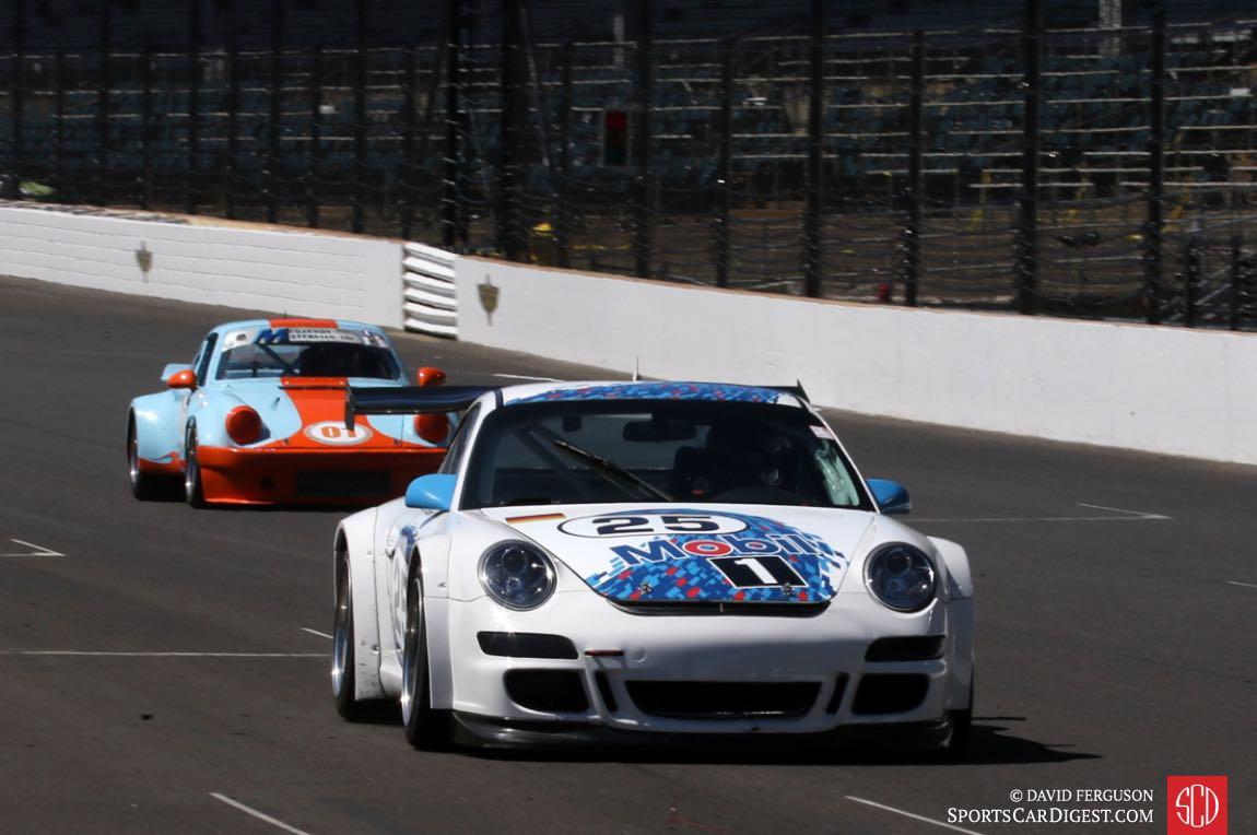 James Cullen, 07 Porsche GT3 Cup