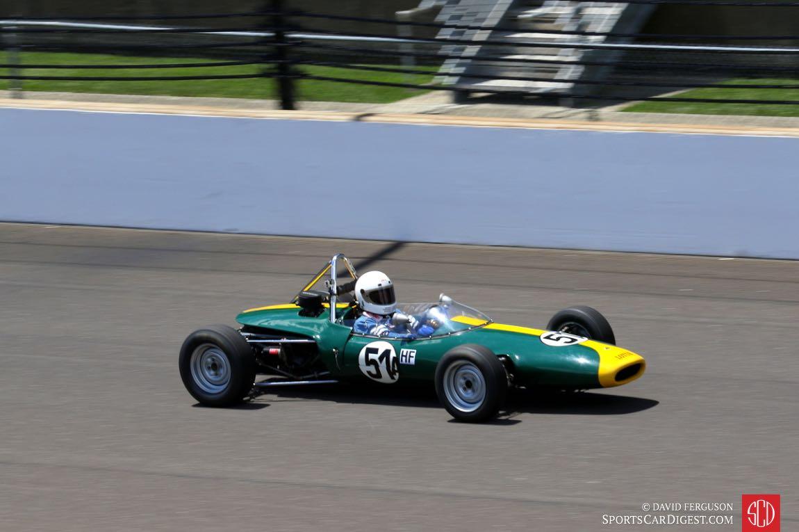 Brian Thomas, 69 Lotus 51