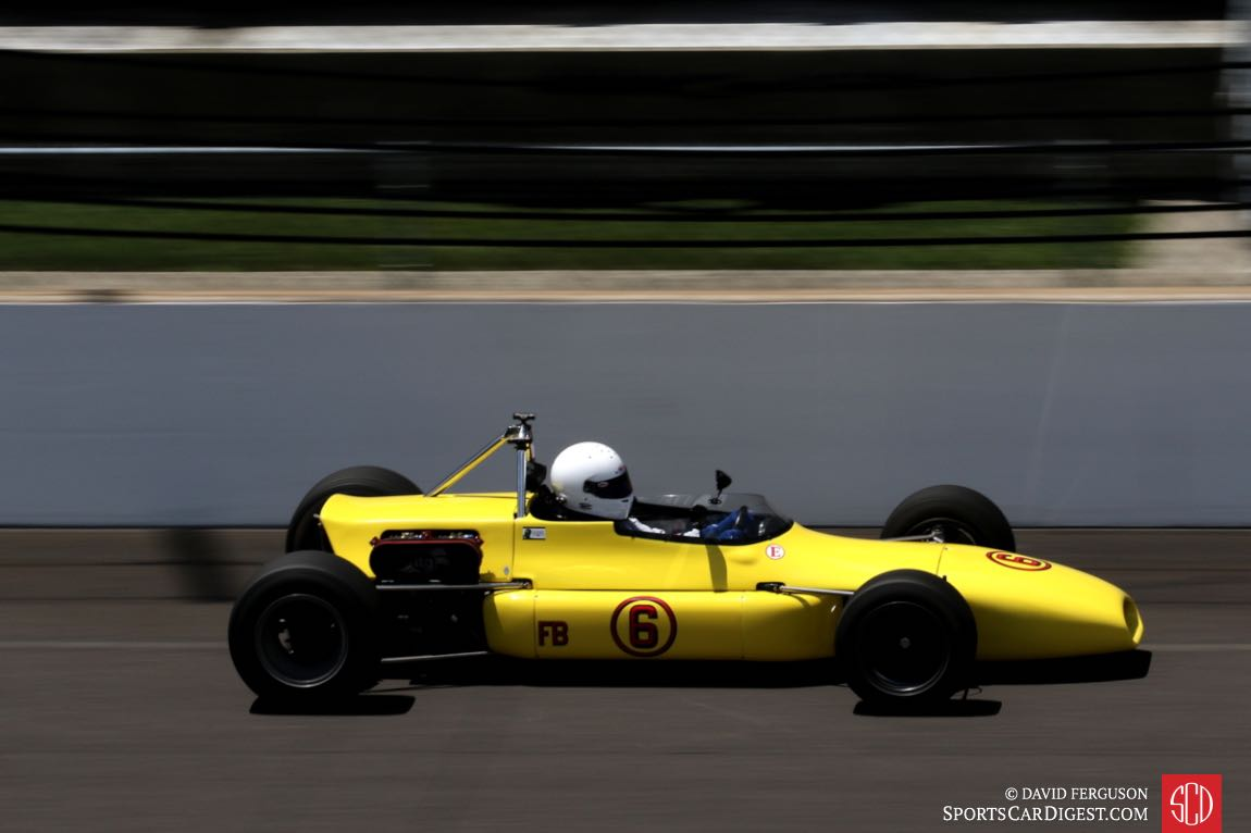 Geoff Brabham, 71 Brabham BT35