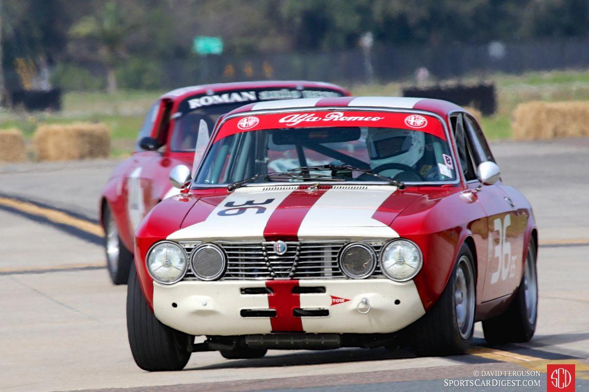 Roy Crowninshield's 1971 Alfa Romeo GTV