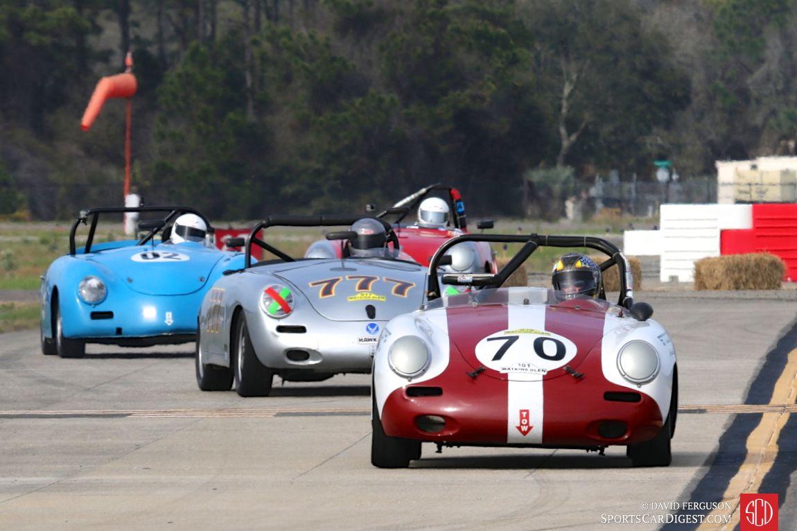 Plenty of Porsche 356s to go around