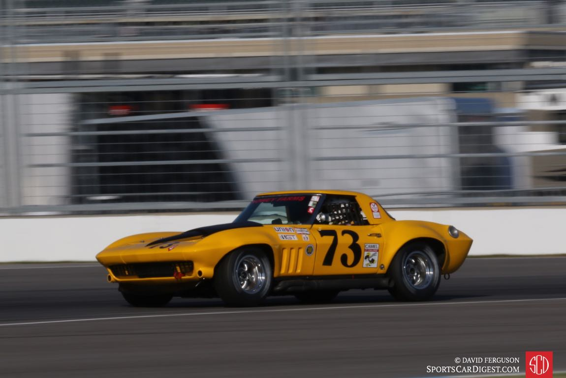 Aaron Lorton, 66 Corvette