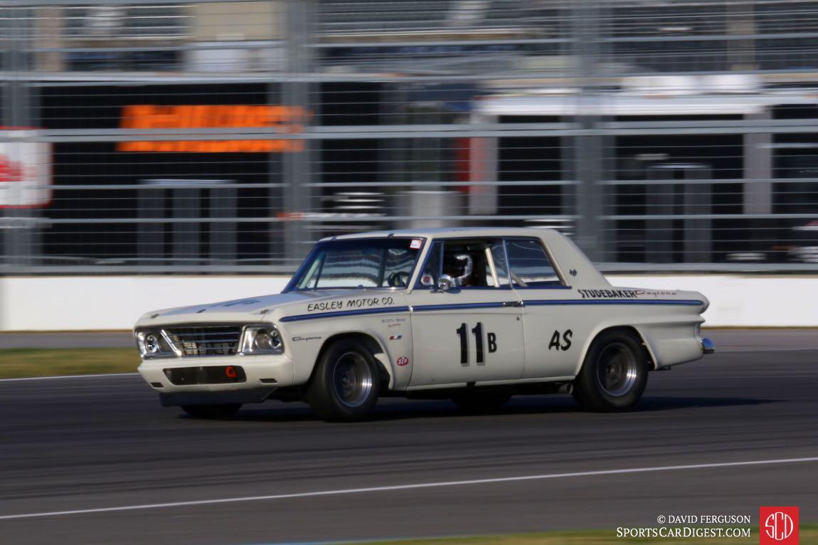 Jeff Taylor, 64 Studebaker Daytona