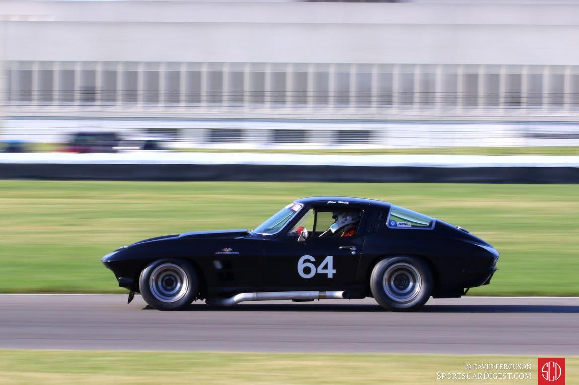 James Heck, 64 Corvette