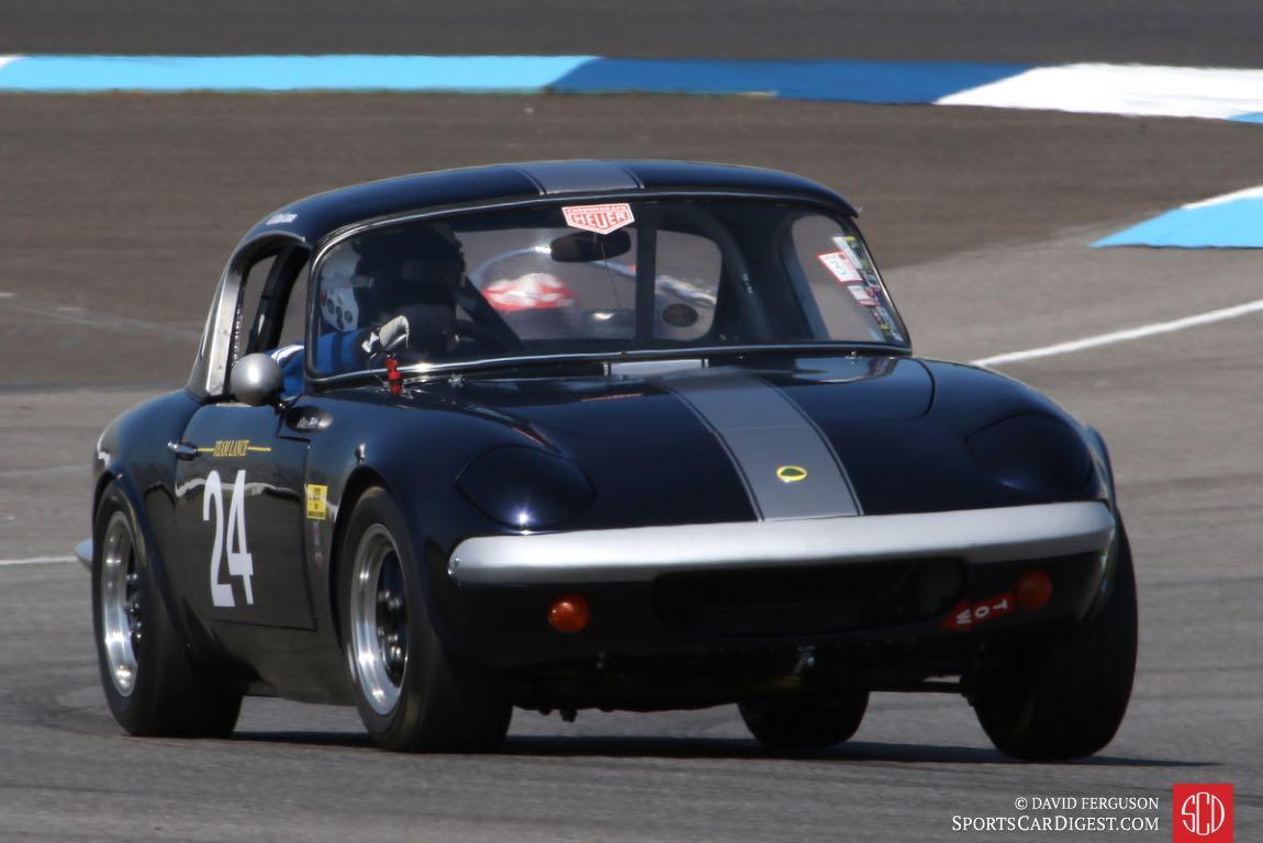 Clark Lance, 64 Lotus Elan