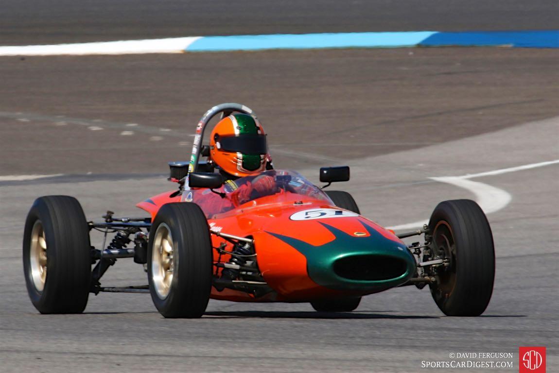Tom Morgan, 68 Lotus 51 FF