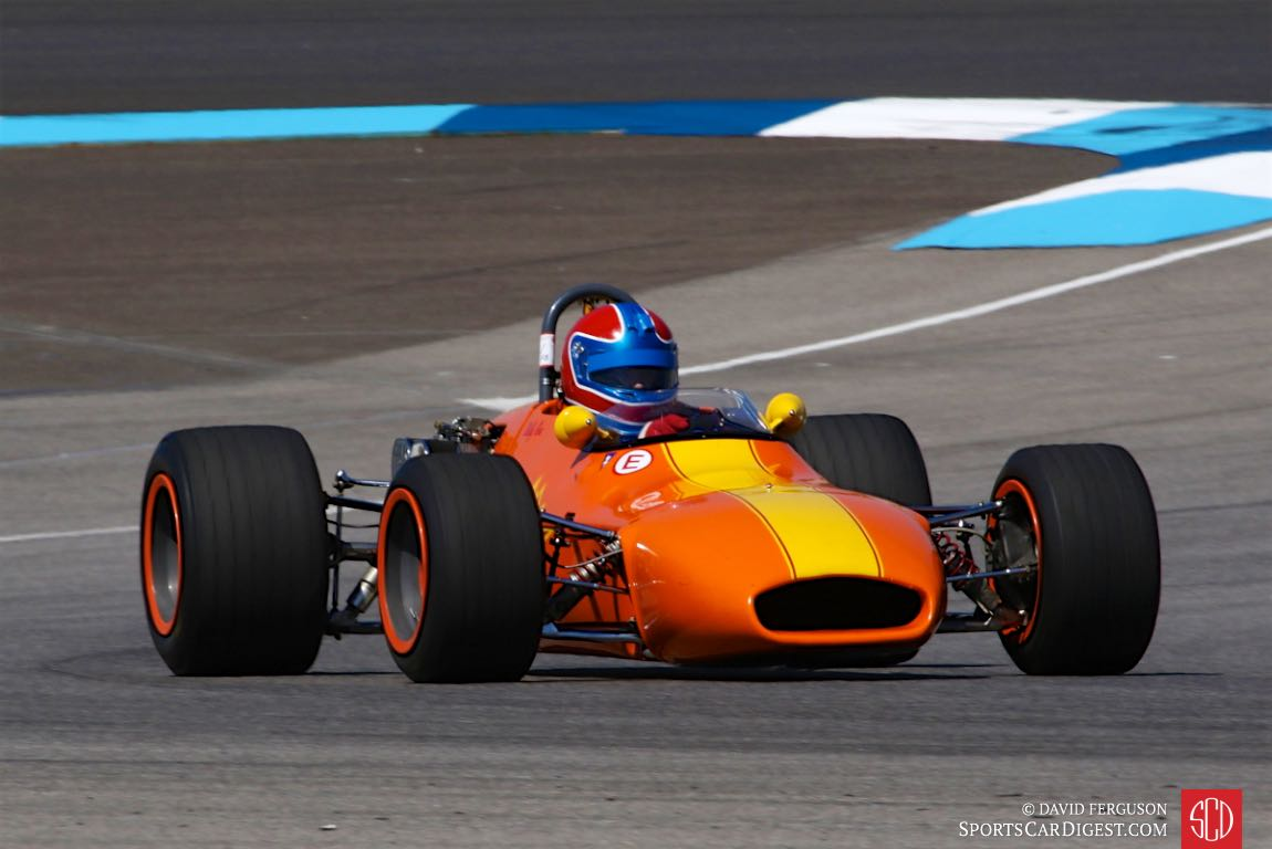Arnie Loyning, 69 Brabham BT-29