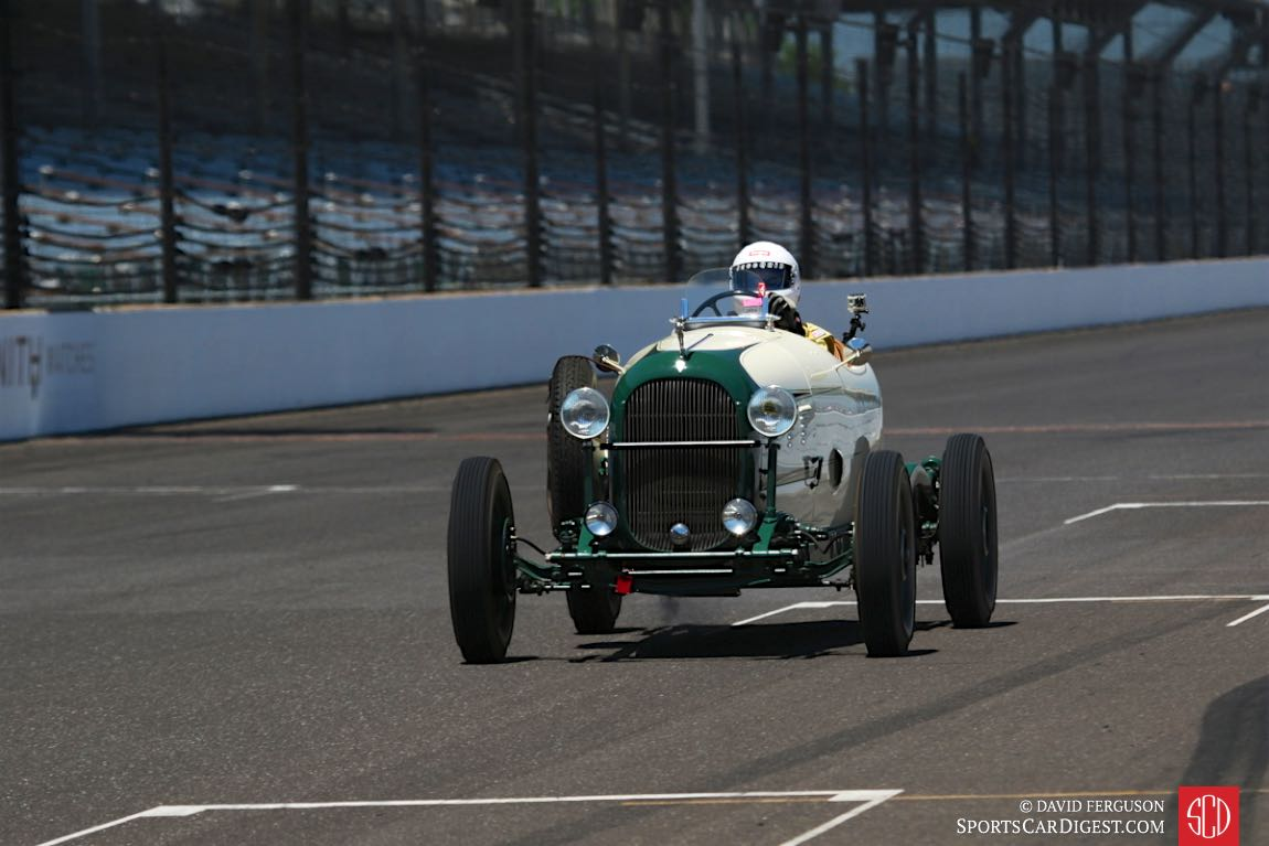Lester Neidell, 33 Plymouth Indy Car