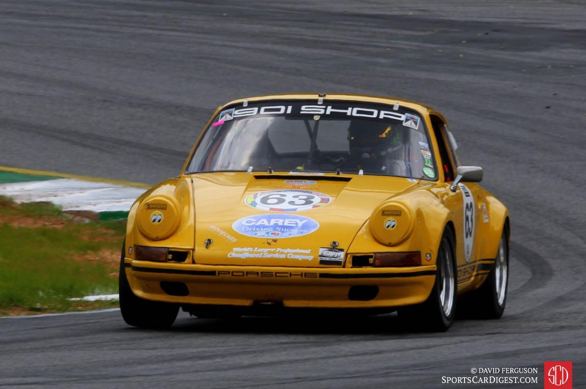 Scott Jachthuber, 72 Porsche 911 ST