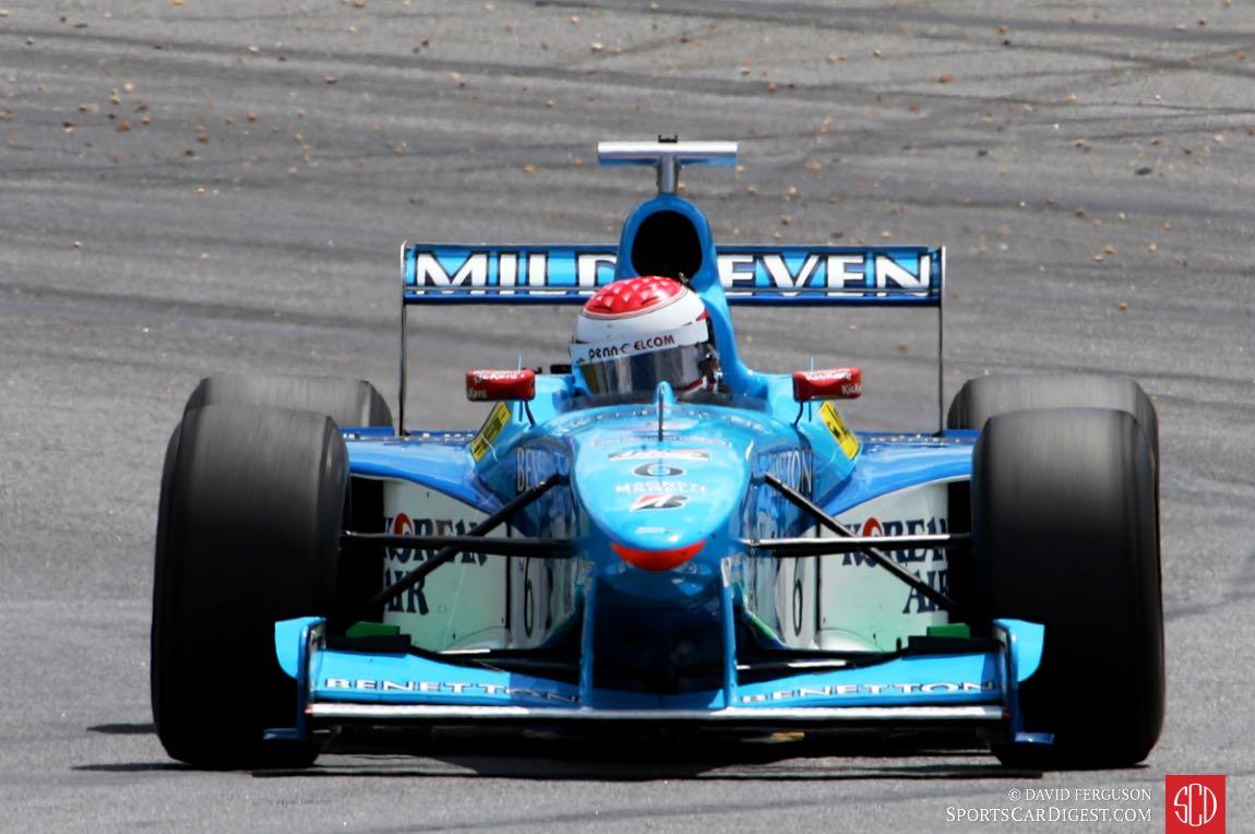 Phil Stafford, 98 Benetton B198