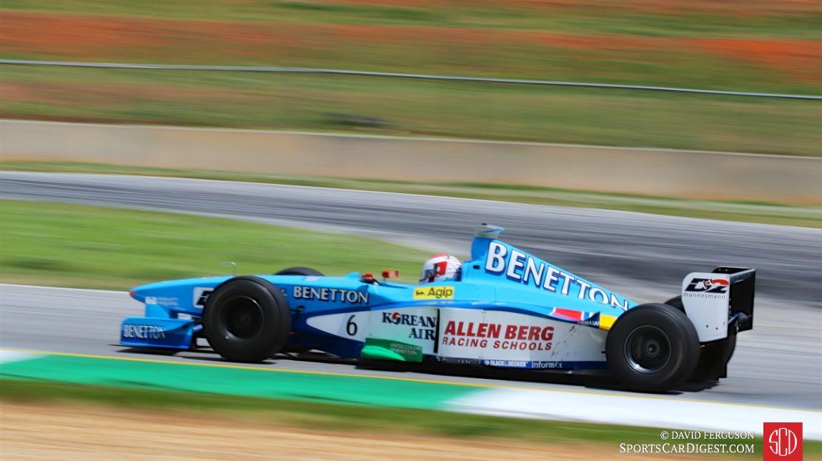 Phil Stratford, 98 Benetton B198