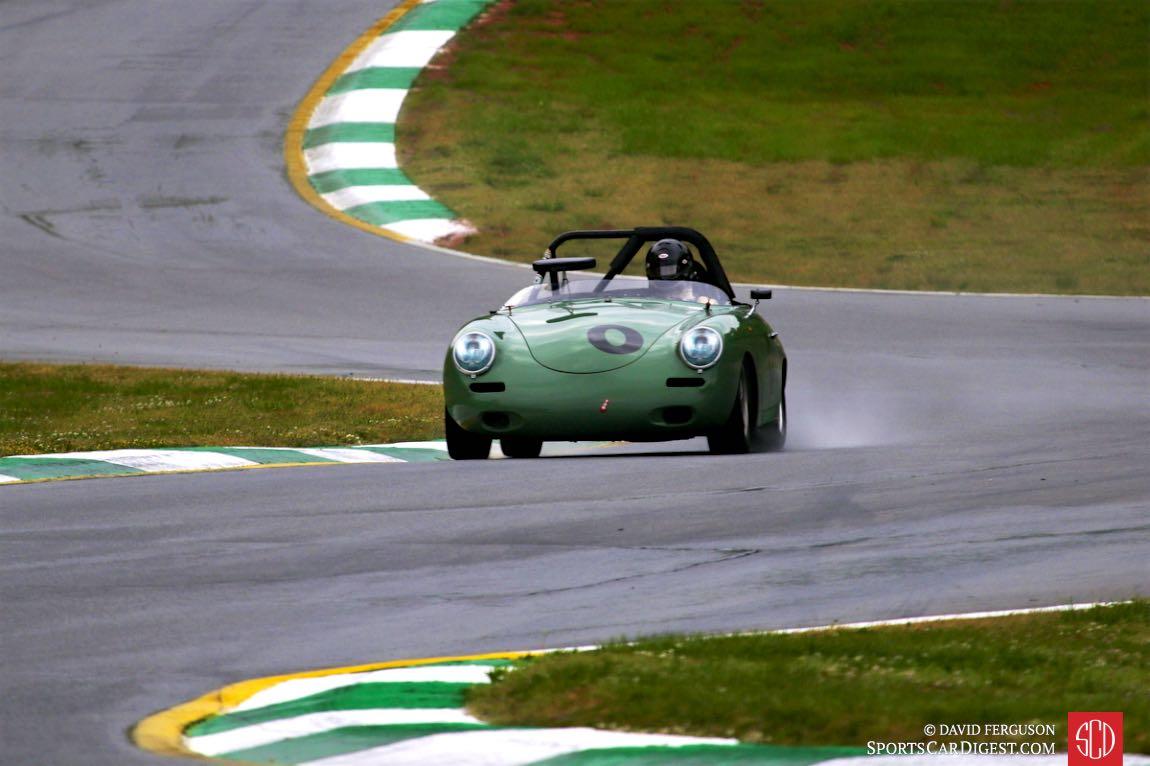George F. Balbach, 60 Porsche 356B