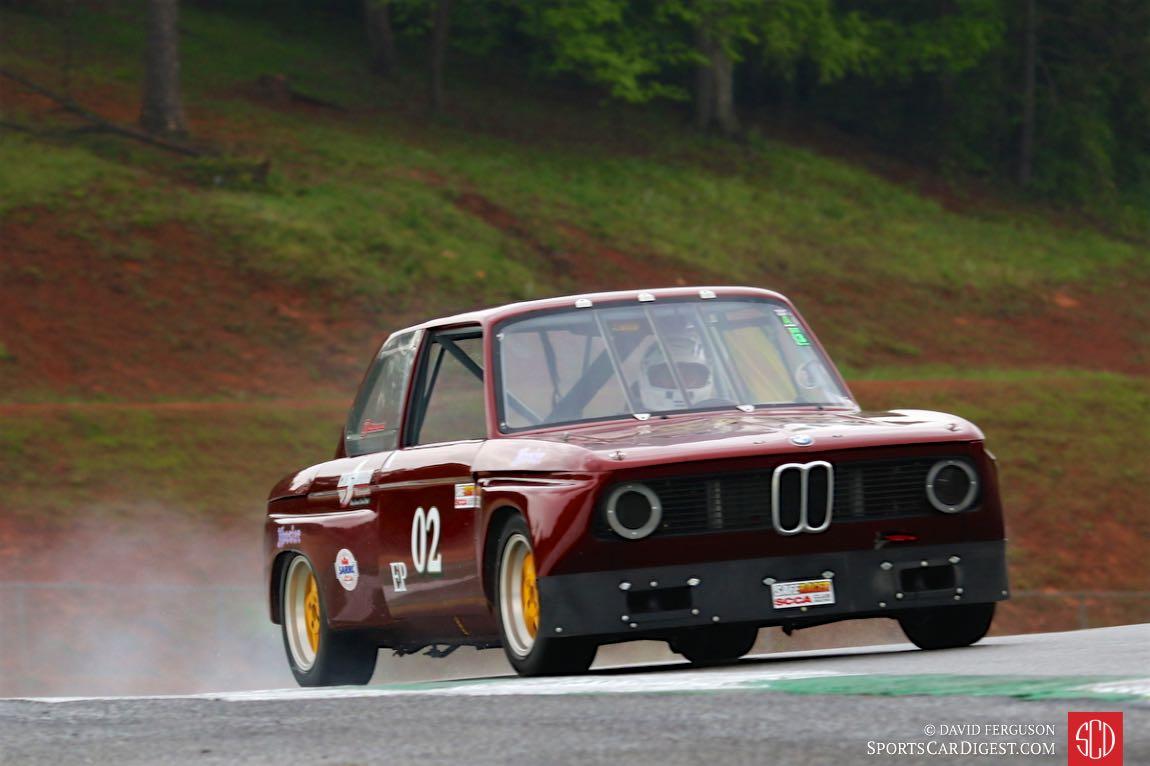 Chuck Reynolds, 74 BMW 2002 Tii