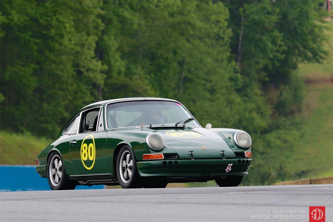 Craig Lyons, 67 Porsche 911S