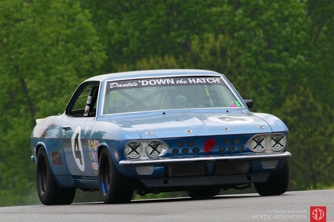 Mike Levine, 65 Corvair Spl.