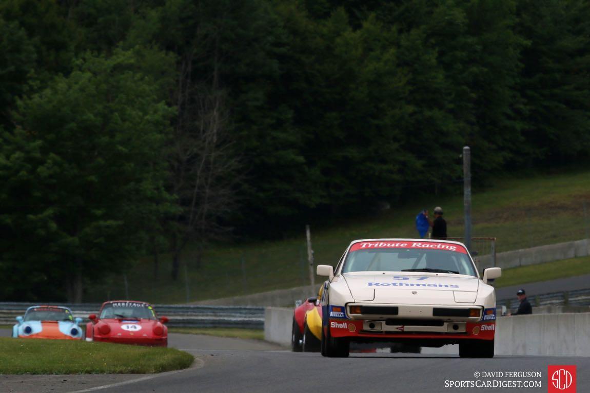 Mike Steplock, 86 Porsche 944