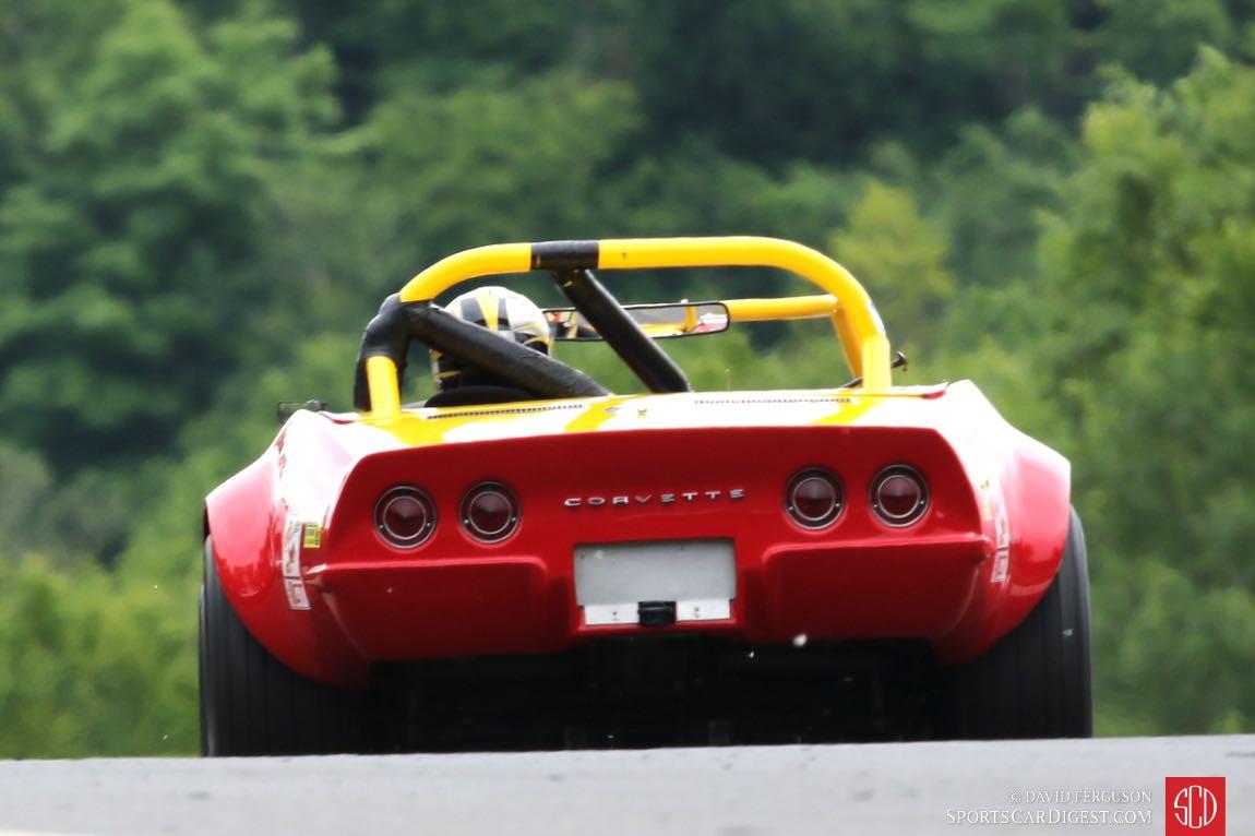 Richard Payne, 70 Corvette