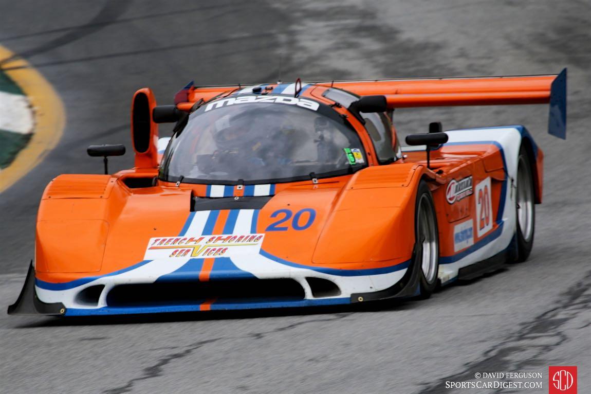 Dennis Spencer, 93 Kudzu DG3- Mazda