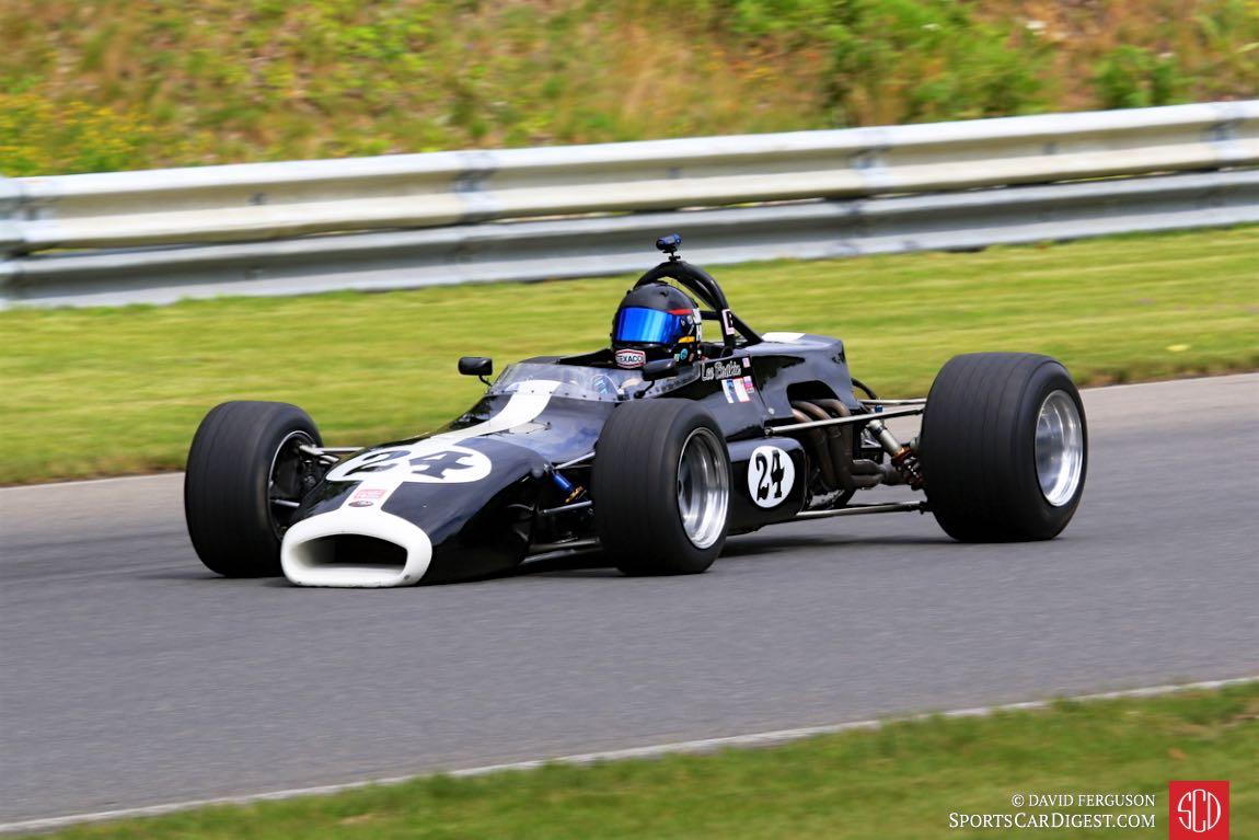 Lee Brahin, 71 Brabham BT35