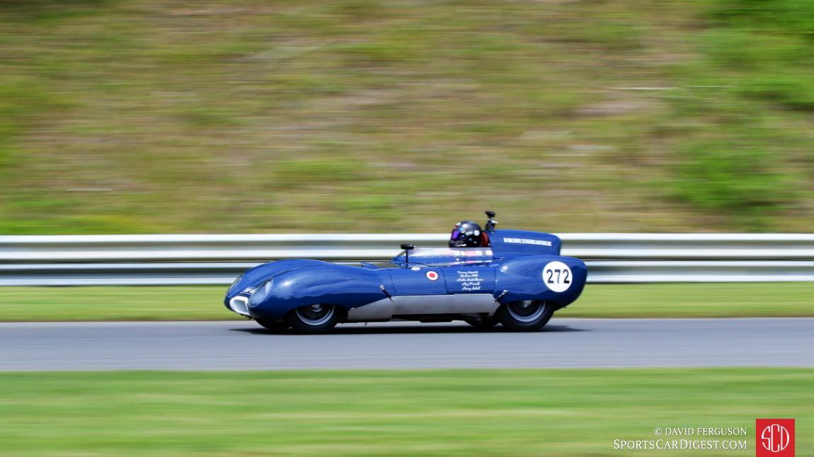 Nick Grewal, 56 Lotus 11