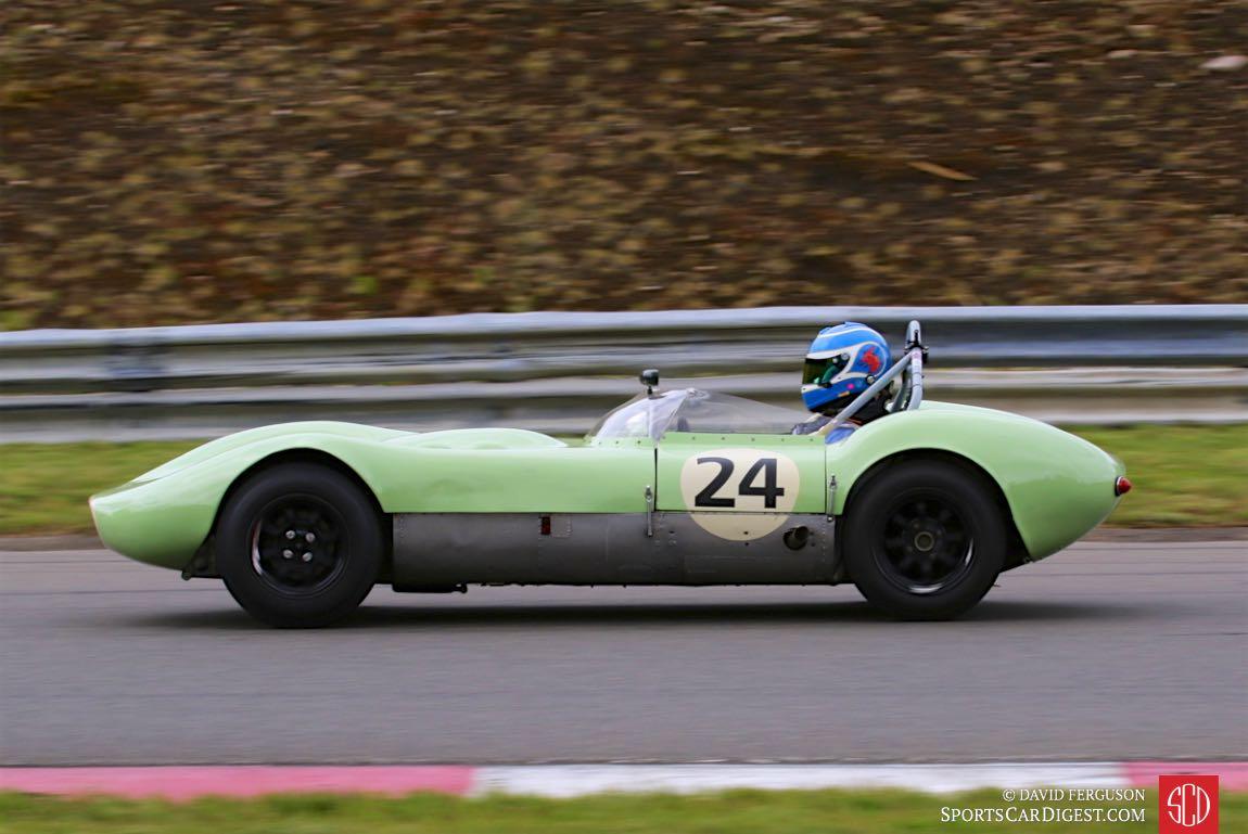 Mark Osborne, 1959 Rejo Mk IV