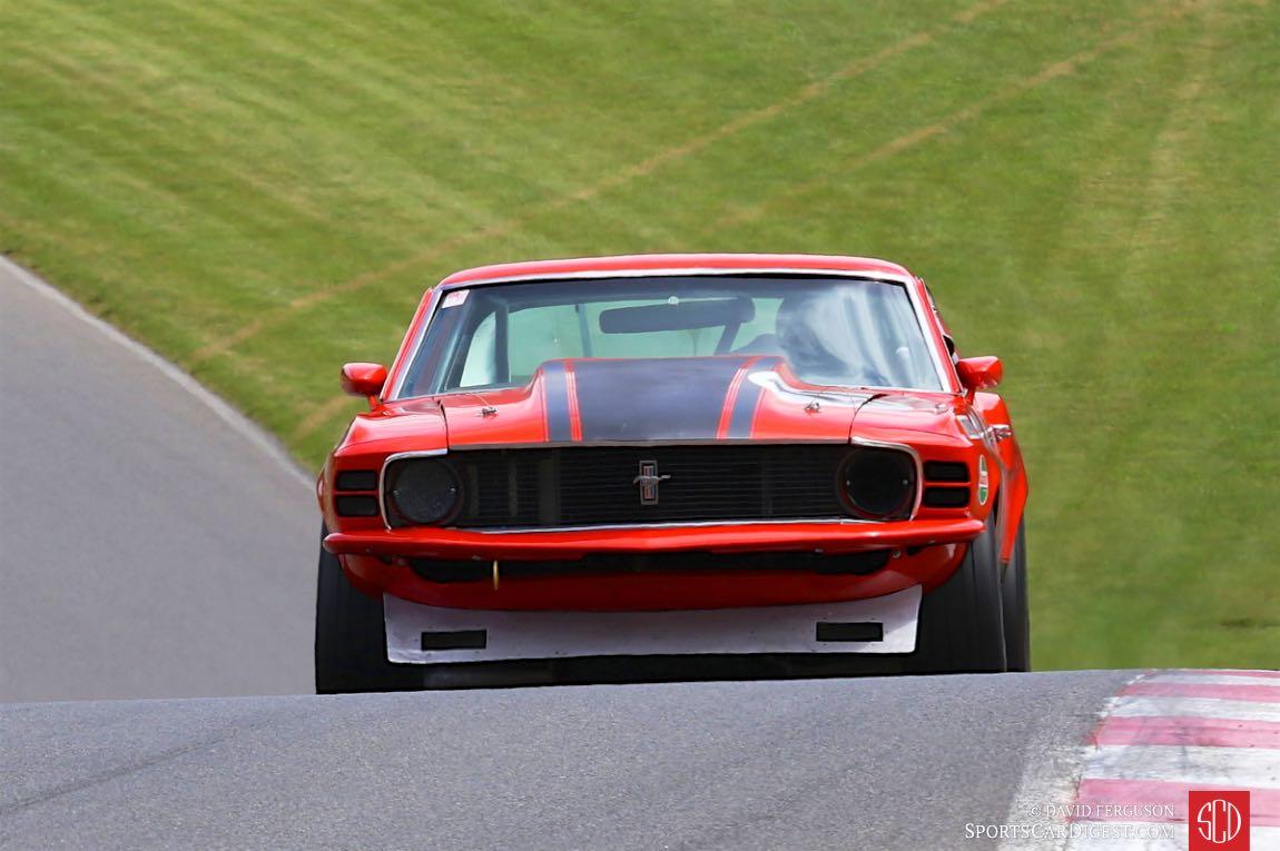 Guy Desjardins, 70 Mustang Boss 302