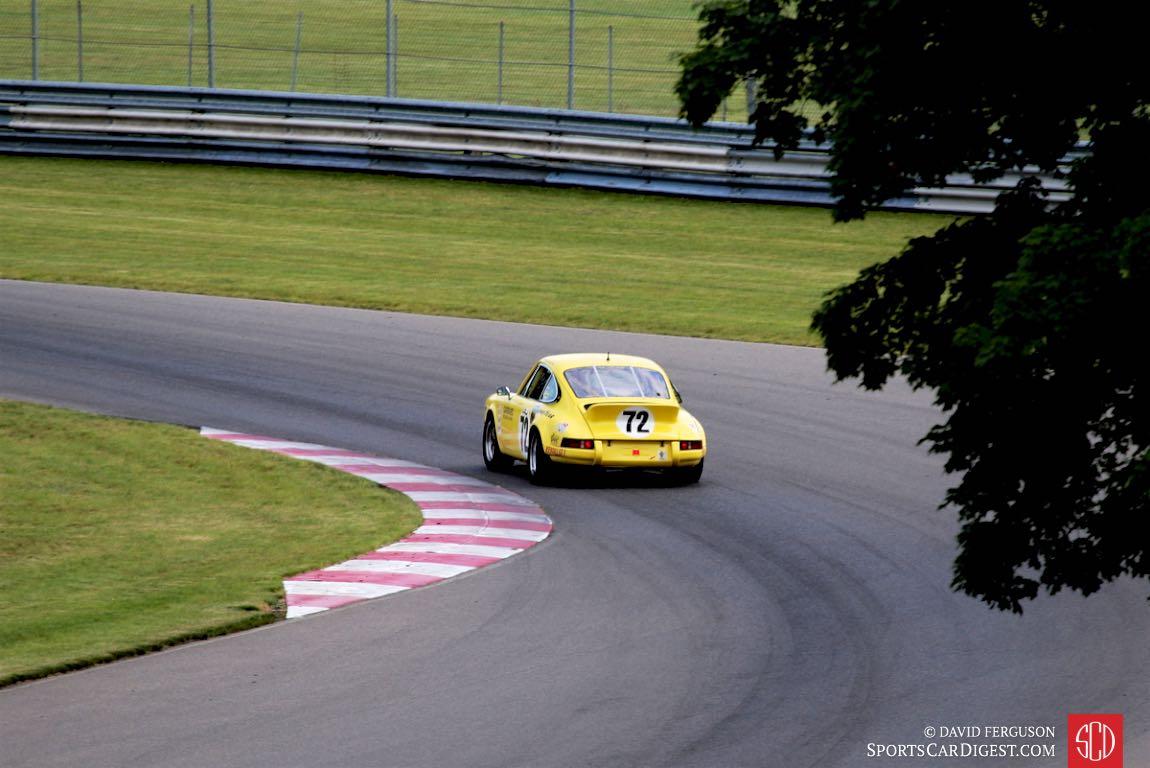 Doug Kurtin, 72 Porsche 911 RS