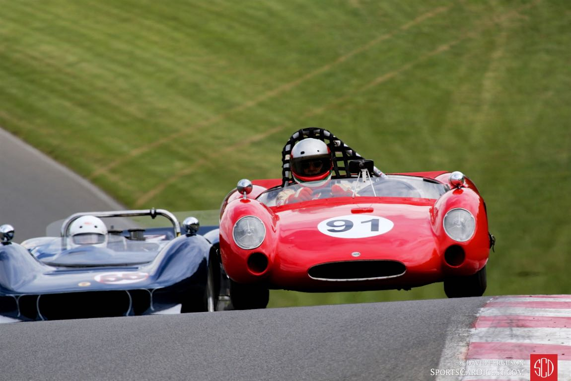 Fred Burke, 62 Cooper Monaco