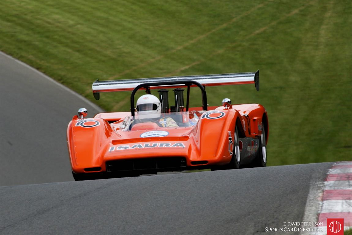 Nick Colonna, 1970 McLaren M8C