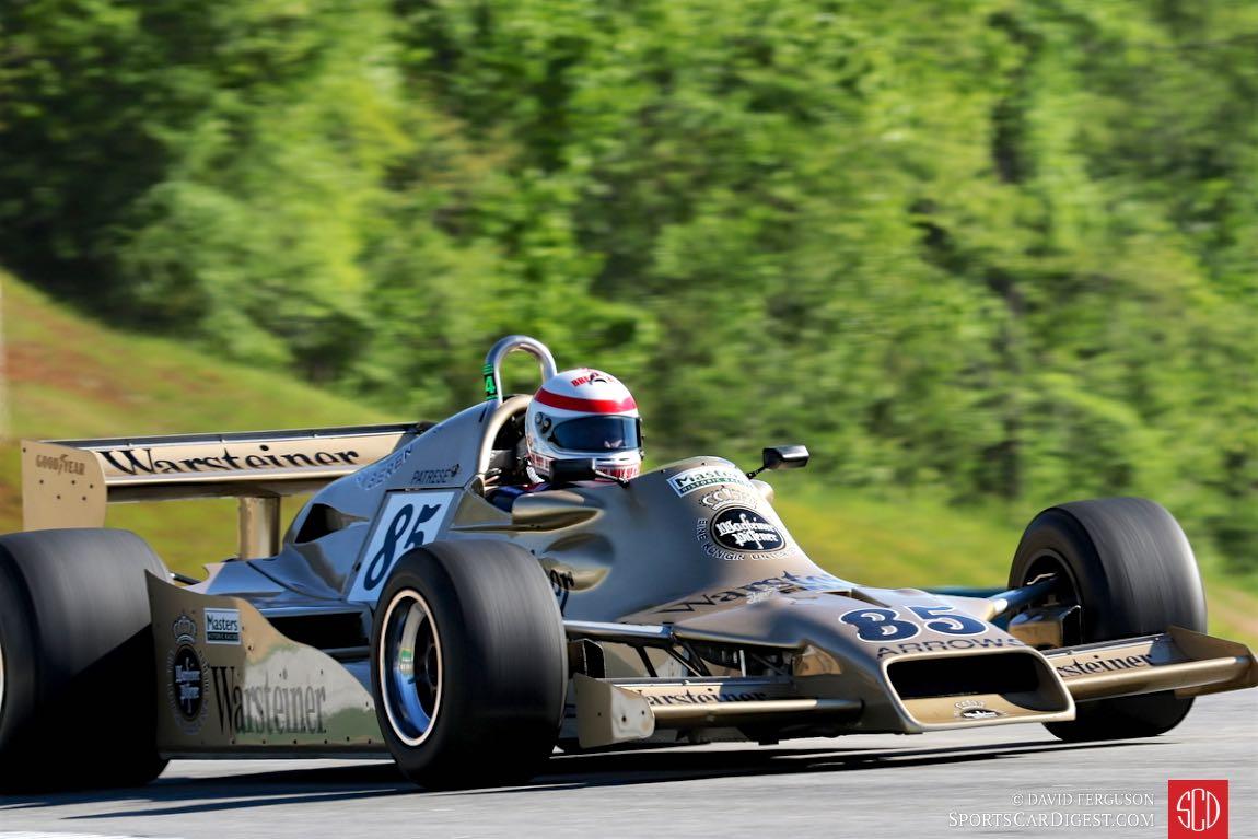 Ron Maydon, 78 Arrows FA1