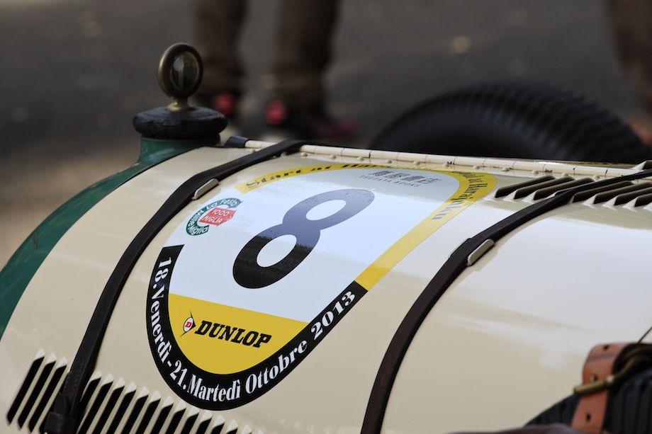 1927 BNC 527 Monza, La Festa Mille Miglia 2013