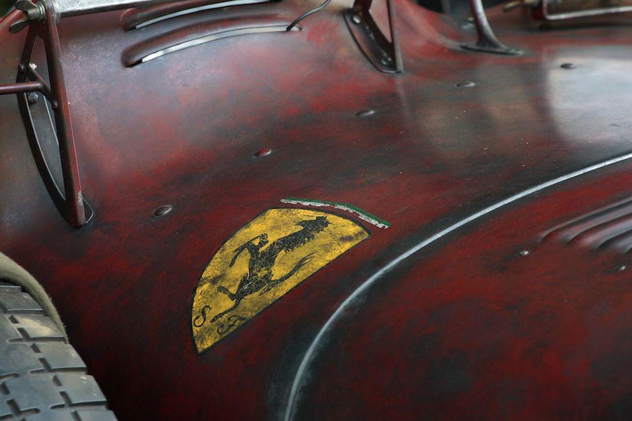 1934 Alfa Romeo 6C 2300, La Festa Mille Miglia 2013