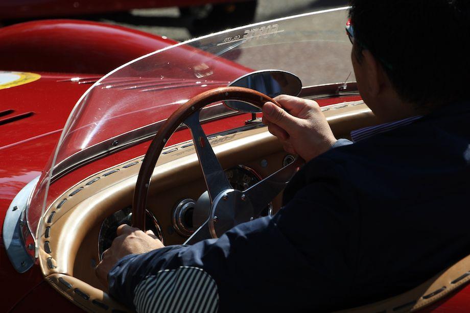 1948 Fiat Roselli 1100 Sport, La Festa Mille Miglia 2013