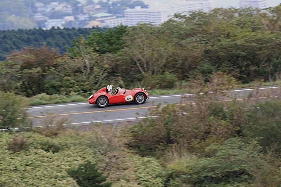 1951 Giaur Taraschi 750 Sport, La Festa Mille Miglia 2013