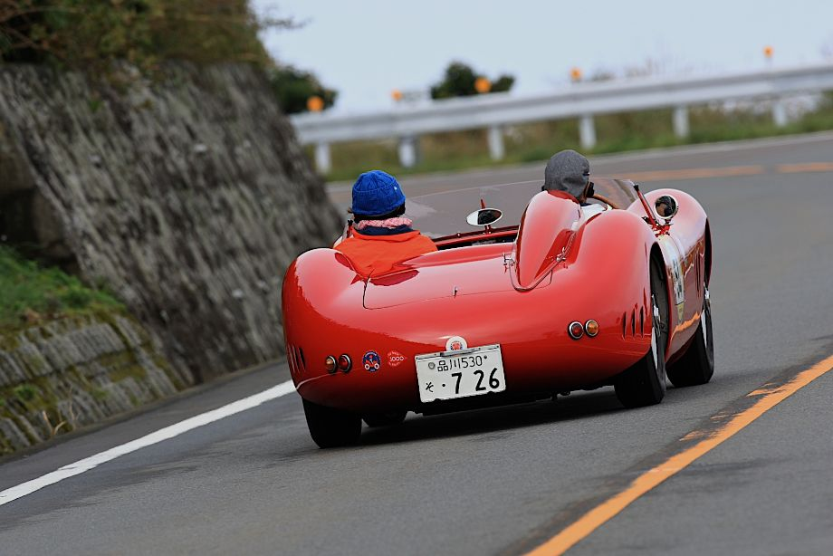 1957 Maserati 200 SI, La Festa Mille Miglia 2013