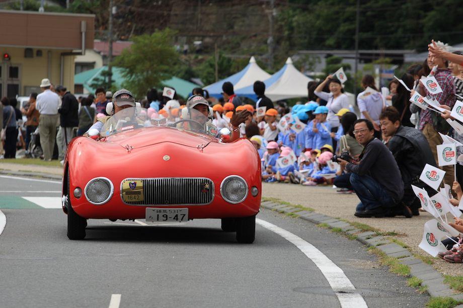 1947 Fiat Stanguellini 1100 S, La Festa Mille Miglia 2013