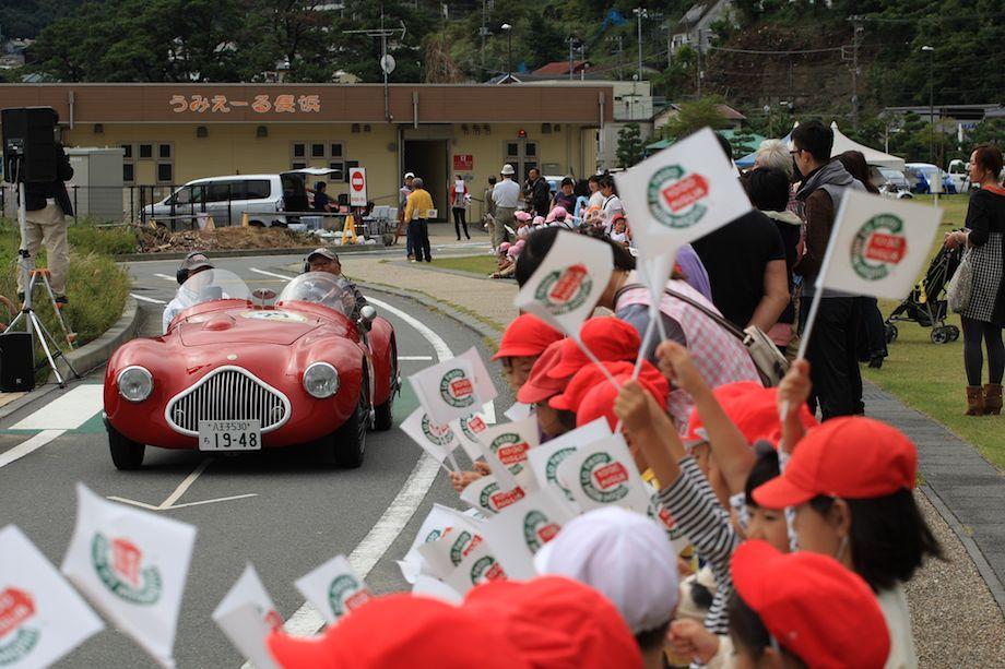1948 Stanguellini 1100 Sport, La Festa Mille Miglia 2013
