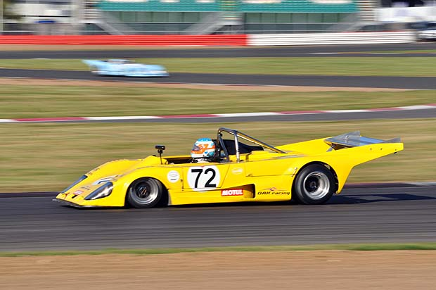 3rd place - Frederic Da Rocha Lola BMW T298. Photo: Simon Wright