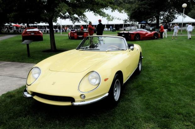 1967 Ferrari 275 GTB/4 N.A.R.T. Spyder