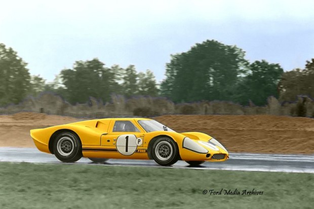 Ford GT40 Mk IV J Car photo