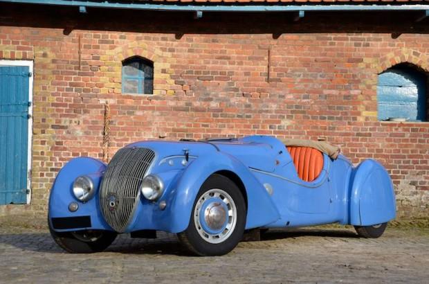 1938 Peugeot 402 Darl'mat Roadster for sale