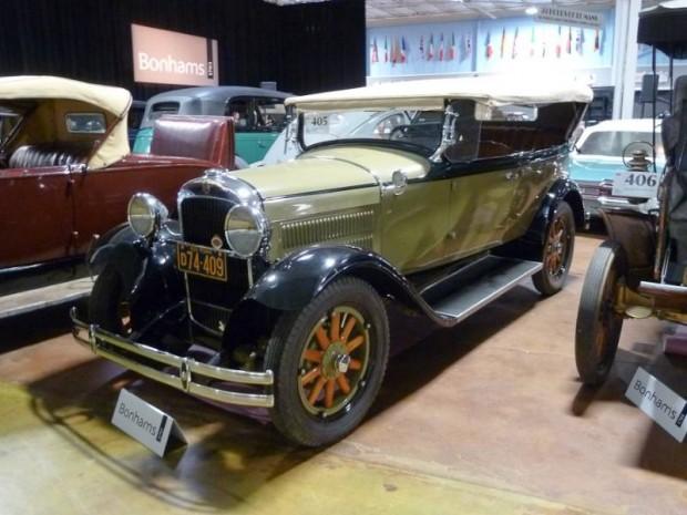 1929 Essex Challenger Phaeton