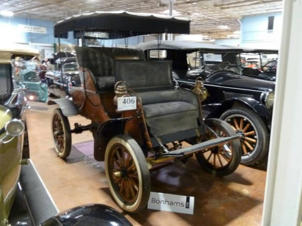 1903 Knox Model C 8hp Runabout