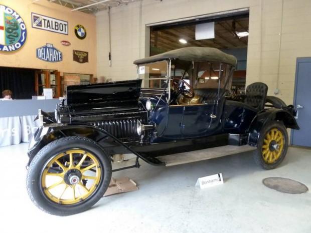1915 Packard 3-38 Gentleman's Roadster