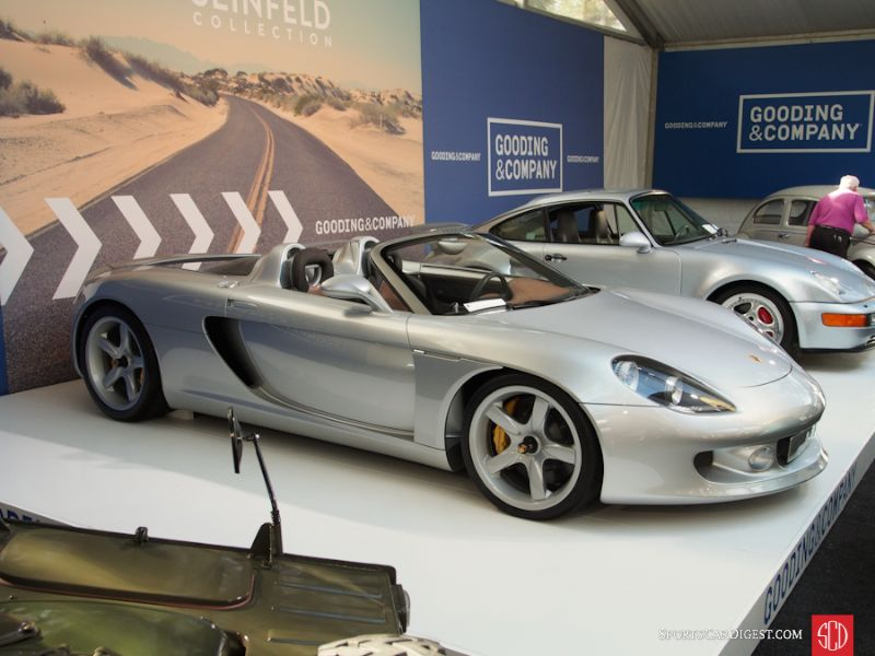 2000 Porsche Carrera GT Coupe